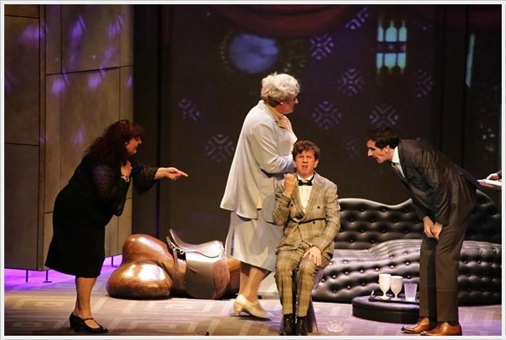 EL INTERCAMBIO en el Teatro Príncipe Gran Vía