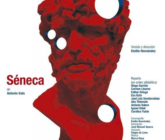 SÉNECA de Antonio Gala en el Teatro Valle-Inclán