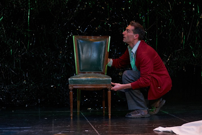 SALVADOR de la Compañía Diego el de la Gloria en el Teatro Lagrada