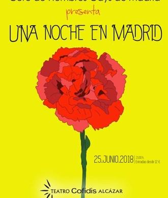 Una noche en Madrid - CHGM en el Teatro Cofidis