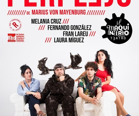 PERPLEJO de iLMaquinario Teatro