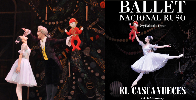 EL CASCANUECES - Ballet Nacional Ruso en el Teatro Nuevo Apolo