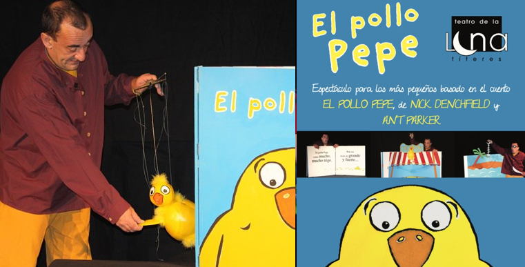 EL POLLO PEPE en Madrid
