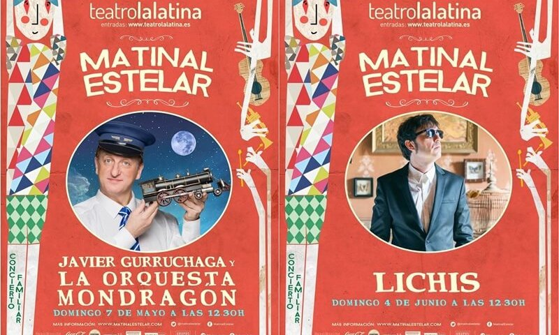 MATINAL ESTELAR en el Teatro La Latina
