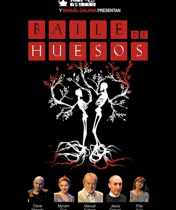 BAILE DE HUESOS en el Teatro Lara
