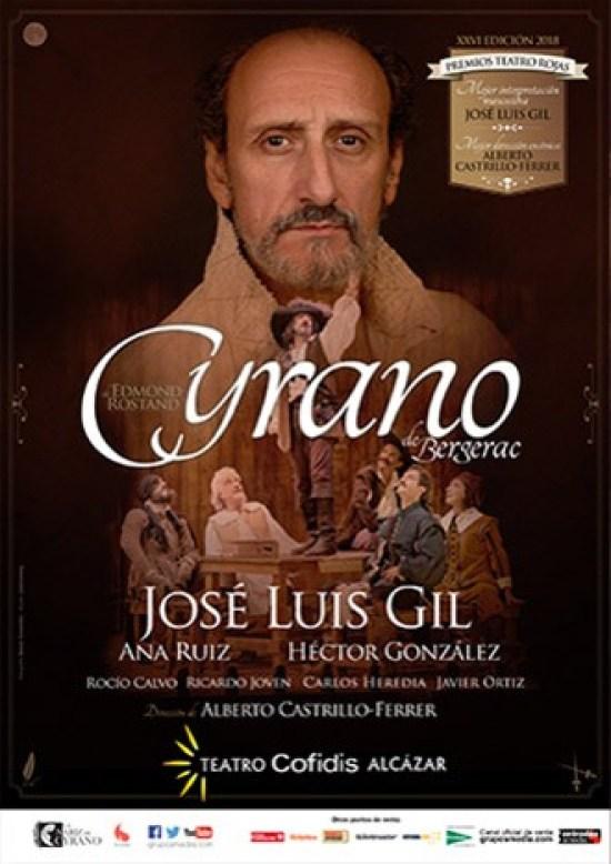 CYRANO DE BERGERAC en el Teatro Alcázar Cofidis