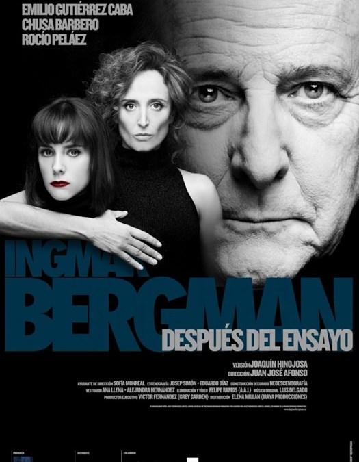 DESPUÉS DEL ENSAYO en el Teatro Infanta Isabel