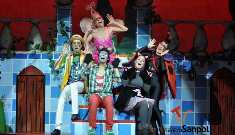 EL RATONCITO PÉREZ en el Teatro Sanpol