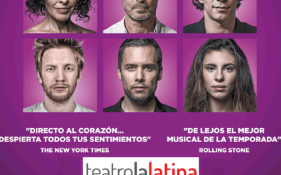 CASI NORMALES (next to normal) en el Teatro La Latina