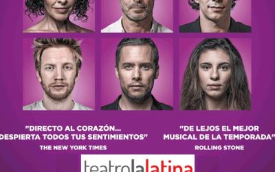 CASI NORMALES (next to normal) en el Teatro La Latina