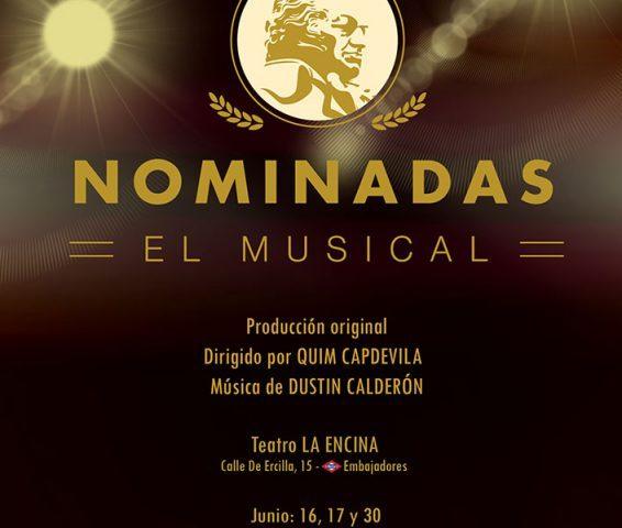 NOMINADAS EL MUSICAL