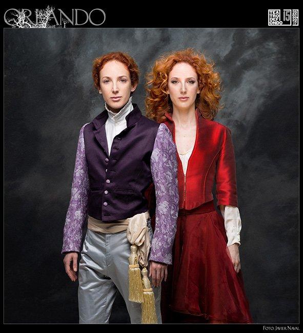 ORLANDO de Virginia Woolf - Teatro DeFondo