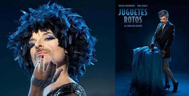 JUGUETES ROTOS en el Teatro Español