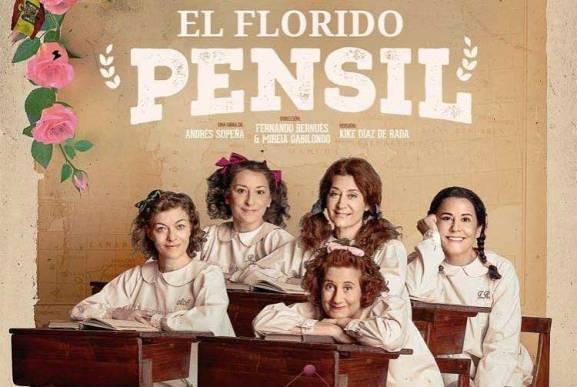 EL FLORIDO PENSIL (NIÑAS) en el Teatro Marquina