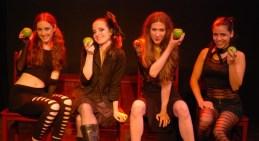 LA RAMERA DE BABILONIA en el Teatro Lara