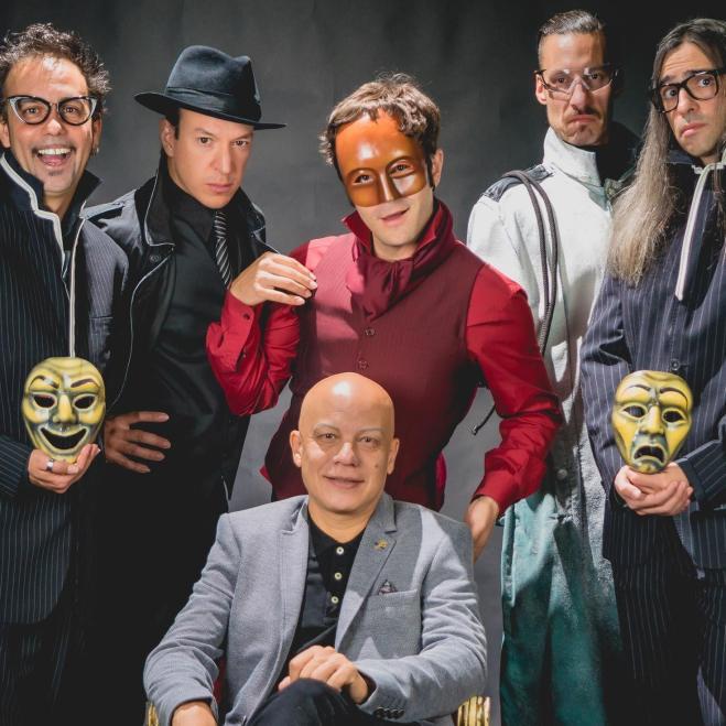 CRIMEN Y TELÓN de Ron Lalá en el Teatro Fernán Gómez