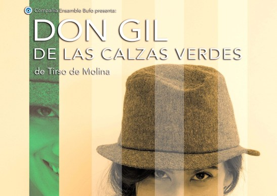 Don Gil de las calzas verdes, de Tirso de Molina, llega a los Teatros Luchana