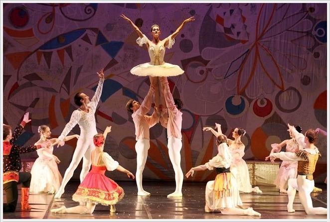 EL CASCANUECES Russian Classical Ballet