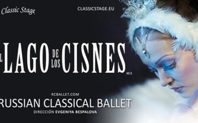 EL LAGO DE LOS CISNES – Russian Classical Ballet en el Teatro Lope de Vega