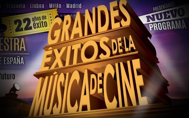 GRANDES EXITOS DE LA MÚSICA DEL CINE