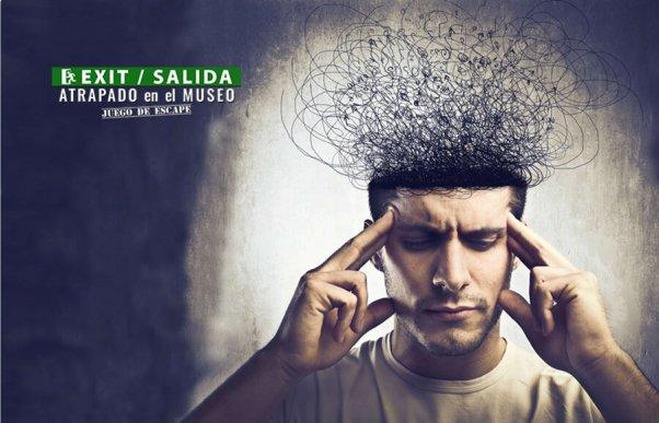 EXIT/SALIDA - Atrapado en el Museo. Juego de escape Madrid