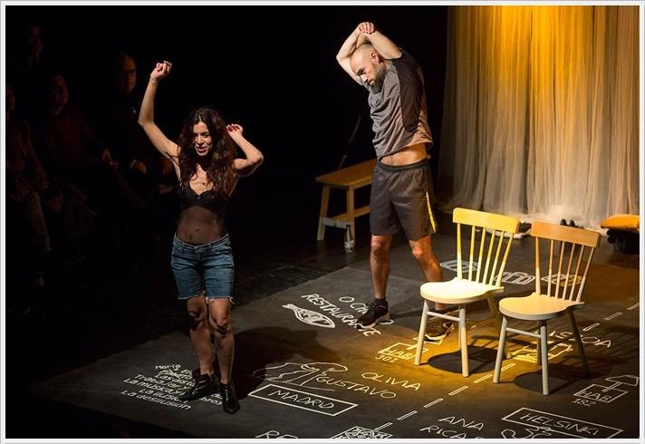 FELICIDAD en el Teatro Lara