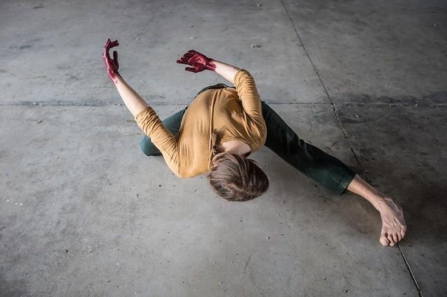 LA TEMPERATURA EL TEMPERAMENTO - Festival de Danza Miradas al cuerpo