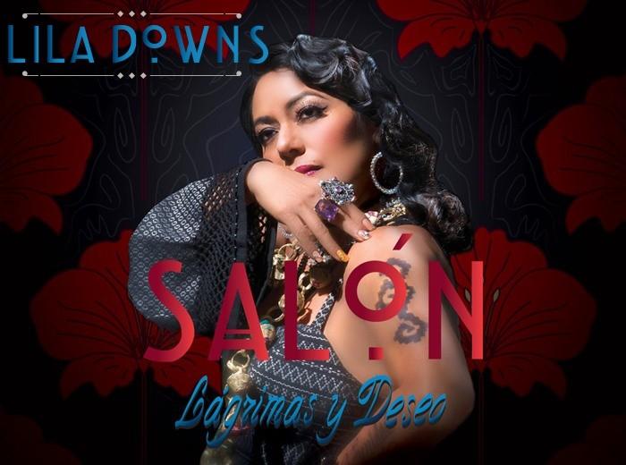 Concierto de Lila Downs en Madrid - Sala La Riviera