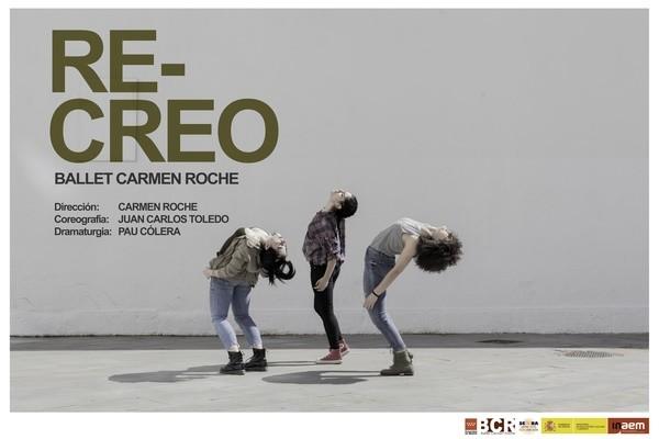 RECREO - Festival de Danza Miradas al cuerpo