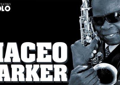 MACEO PARKER en el Teatro Nuevo Apolo