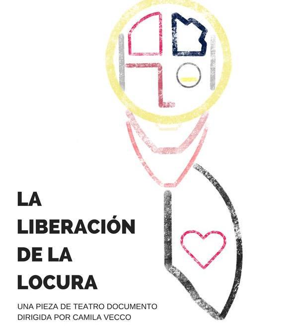 LA LIBERACIÓN DE LA LOCURA en el Teatro La Puerta Estrecha