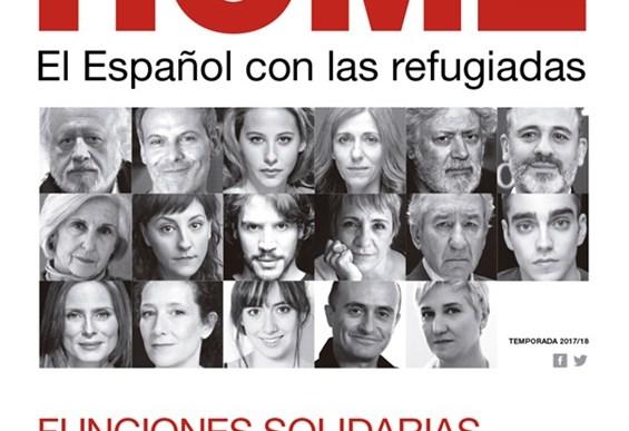 HOME. El Español con las refugiadas