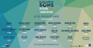 II ATLANTIC SONS FESTIVAL 2017/2018