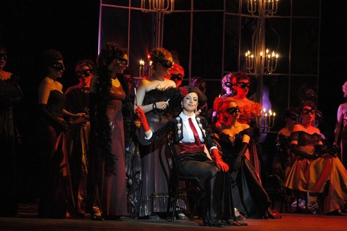 LA TRAVIATA de Giuseppe Verdi en el Teatro Coliseum