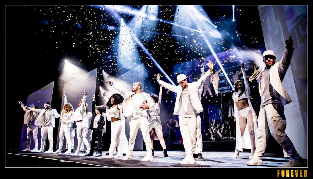 FOREVER, THE BEST SHOW ABOUT THE KING OF POP en el Teatro Nuevo Apolo
