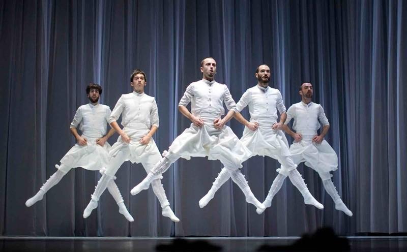 DANZAEÑE Muestra de Danza Contemporánea Española en el Teatro Español