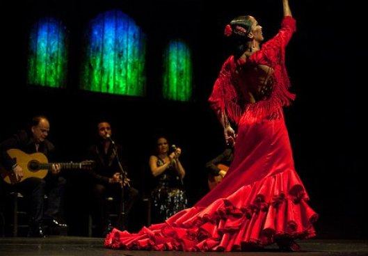 EMOCIONES – Espectáculo Flamenco, las noches del Teatro Alfil