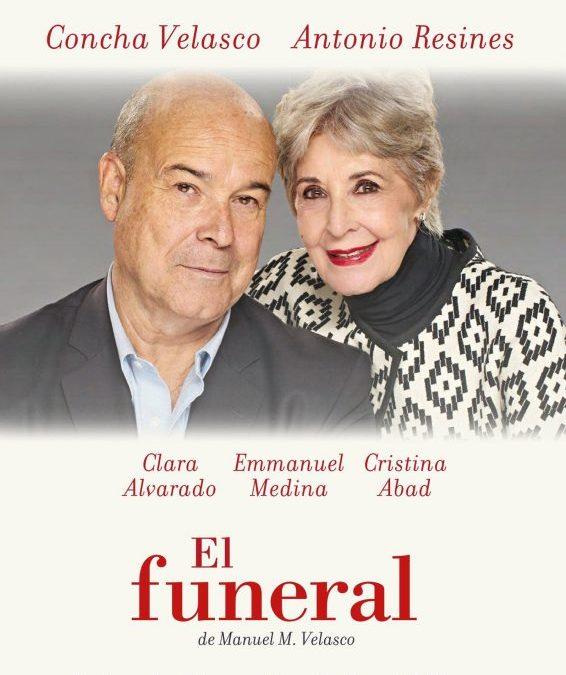 EL FUNERAL con Concha Velasco y Antonio Resines