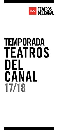 Programación de los Teatros del Canal (Comunidad de Madrid)