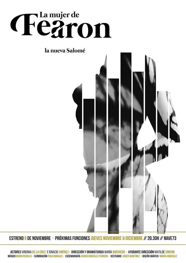 LA MUJER DE FEARON – La nueva Salomé