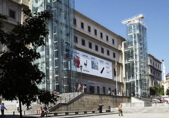 Museo Reina Sofía de Madrid Sin colas