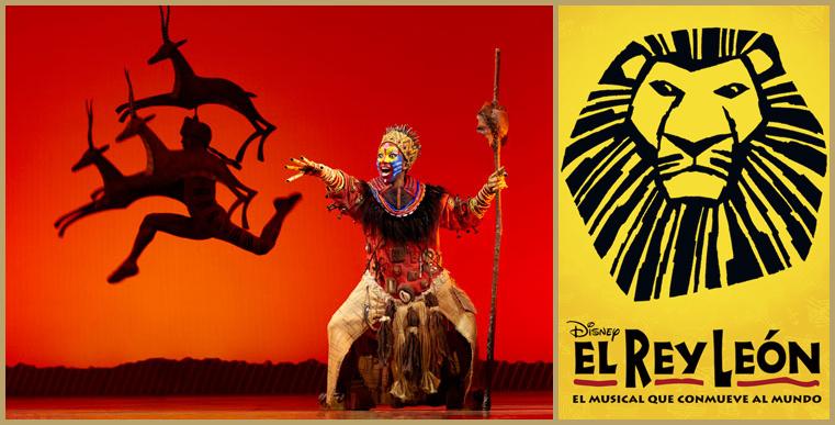 Resultado de imagen de musical rey leon