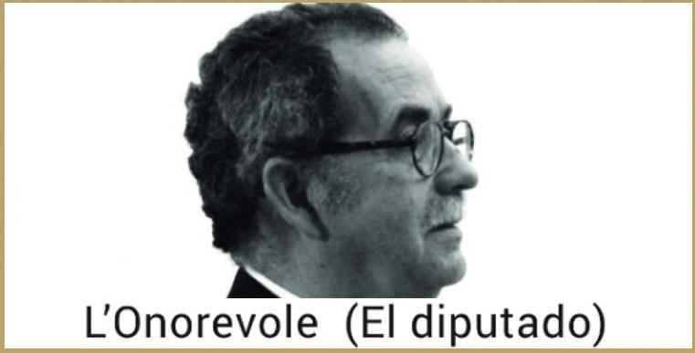 EL DIPUTADO (L' Onorevole) en el Teatro Lagrada
