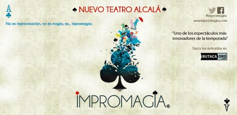 IMPROMAGIA en el Nuevo Teatro Alcalá