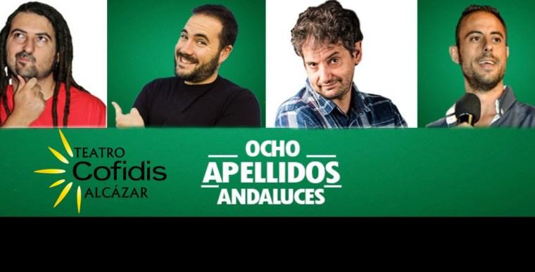 OCHO APELLIDOS ANDALUCES