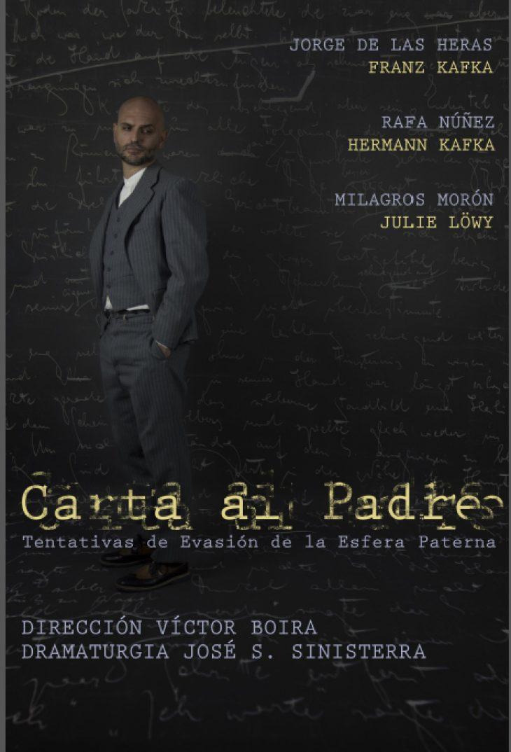 CARTA AL PADRE en los Teatro Luchana