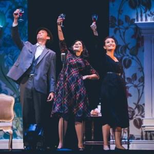 PIAF, VOZ Y DELIRIO, el musical, Teatro Cofidis Alcázar