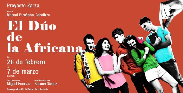 """EL DÚO DE """"LA AFRICANA"""" en el Teatro de la Zarzuela"""