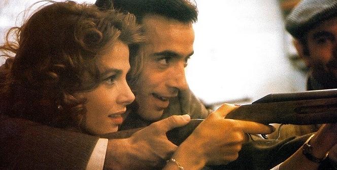 """Fotograma de la película de Vicente Aranda """"Tiempo de Silencio"""" 1986"""