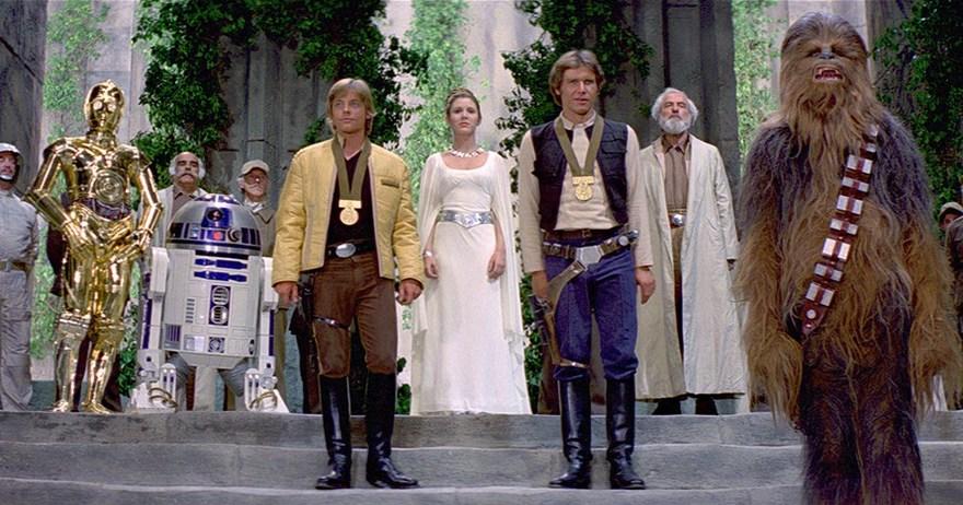 Star Wars. Una nueva esperanza - en Concierto